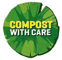 "Access information on how to ""Compost with care"""