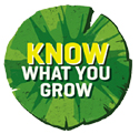 Know what you grow